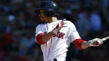 Fantasy Baseball Injury Report: Noah Syndergaard, Mookie Betts, Rhys Hoskins photo