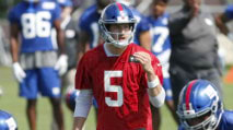 Very Deep Sleeper: QB Davis Webb (Fantasy Football) photo