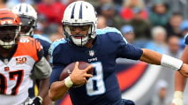 Marcus Mariota is a Must-Have Quarterback (Fantasy Football) photo