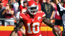 Fantasy Football Player Debate: Tyreek Hill photo