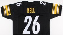 NFL Giveaway: Free Upgrades + Signed Le'Veon Bell Jersey photo