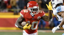 Tyreek Hill Isn't Worth the Cost of Admission (2018 Fantasy Football) photo