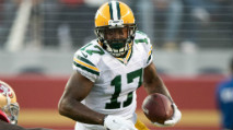 By the Numbers: Davante Adams, Andrew Luck, Mark Ingram photo