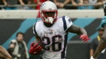 Fantasy Football Rookie Report: Sony Michel, Ito Smith, Gus Edwards photo