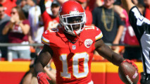 Fantasy Football WR Leaders: Four-Year Rank Trends photo