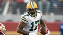 Win a Signed Davante Adams Helmet photo