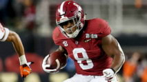 Rookie Scouting Report: Running Back Josh Jacobs photo