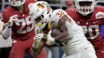 Rookie Scouting Report: Running Back David Montgomery photo