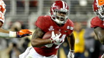 Rookie Scouting Report: Running Back Damien Harris photo