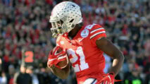 Rookie Scouting Report: Wide Receiver Parris Campbell photo