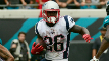 Can Sony Michel Rise to the Top of a Crowded Backfield? (2019 Fantasy Football) photo