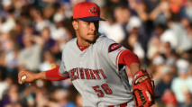 By The Numbers: Luis Castillo, Charlie Morton, Rick Porcello photo