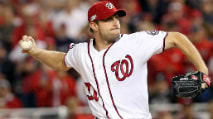 Fantasy Baseball Injury Report: Max Scherzer, Mike Trout, Eddie Rosario photo