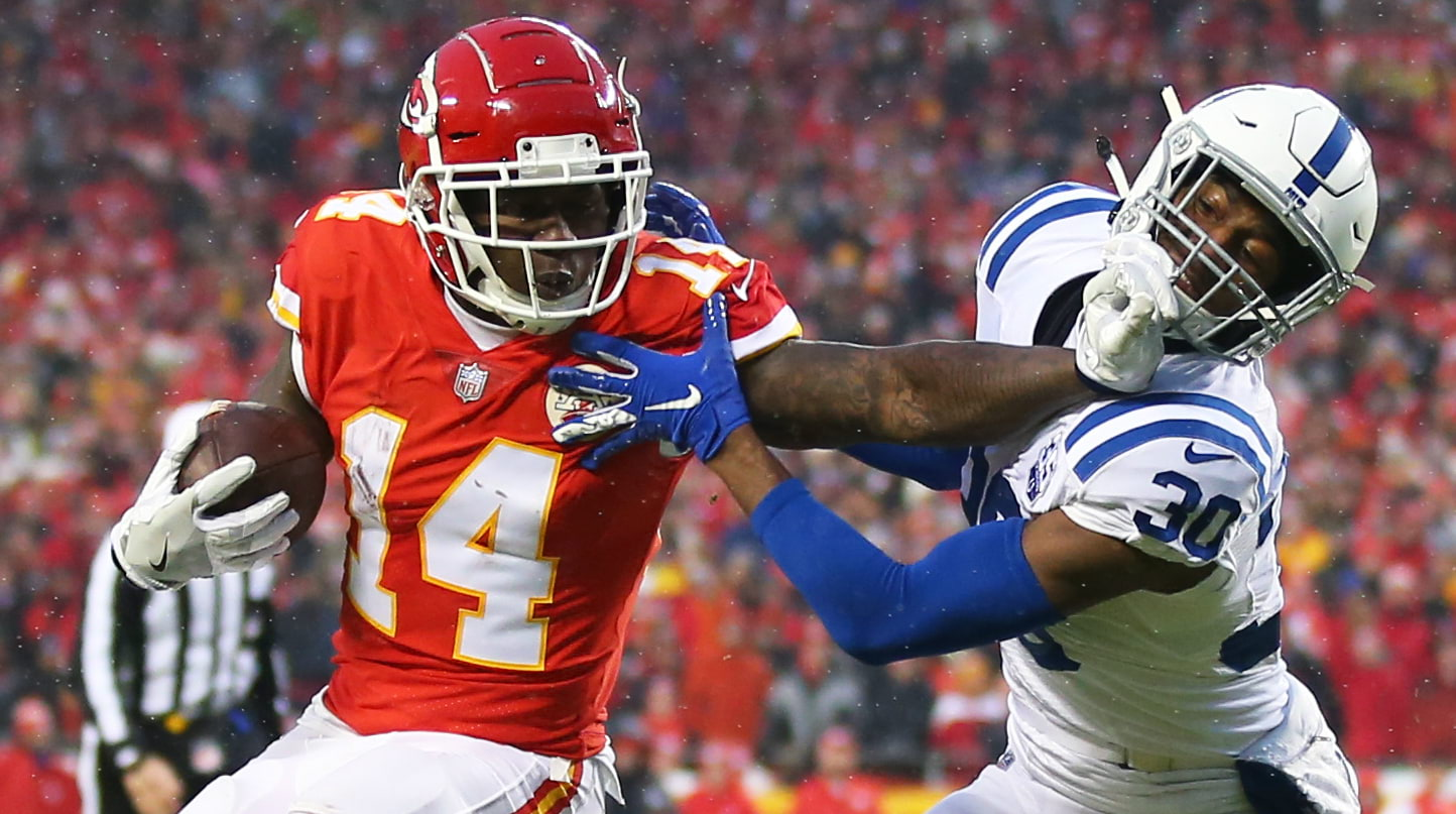 The Good, the Bad, and the Unknown: Sammy Watkins (2019 Fantasy Football) photo