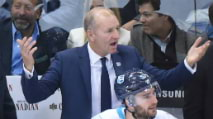 Notable Hockey Coaching Changes