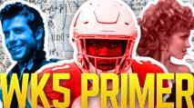 The Primer: Week 5 Edition (Fantasy Football) photo