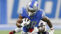 Ty Johnson: Priority Waiver Wire Pickup for Week 8 (Fantasy Football) photo