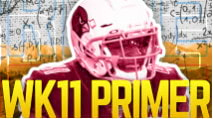 The Primer: Week 11 Edition (2019 Fantasy Football)