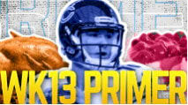 The Primer: Week 13 Edition (2019 Fantasy Football) photo