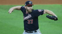 Stephen Strasburg Re-signs with Washington Nationals: Fantasy Baseball Impact photo