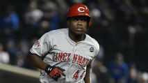 What to Do With Aristides Aquino? (2020 Fantasy Baseball) photo