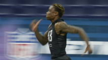 Fastest Players at the 2020 NFL Scouting Combine photo