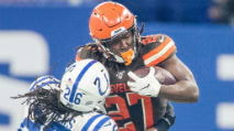 Kareem Hunt Receives Second Round Tender (2020 Fantasy Football) photo