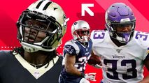 Ranking The NFL's Best RBs (2020 Fantasy Football) photo