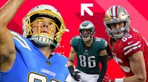 Ranking The NFL's Best TEs (2020 Fantasy Football) photo