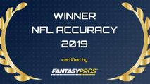 2019's Most Accurate Fantasy Football Draft Rankings photo