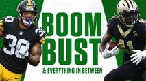 Boom, Bust, and Everything In Between - Running Backs (2020 Fantasy Football) photo