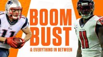 Boom, Bust, and Everything In Between - Wide Receivers (2020 Fantasy Football)