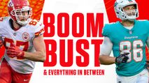 Boom, Bust, and Everything In Between - Tight Ends (2020 Fantasy Football)