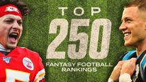 Mike Tagliere's Top-250 Fantasy Football Rankings photo