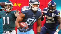Kyle Yates' Week 3 Fantasy Projections (2020 Fantasy Football) photo