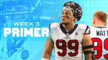 The Primer: Week 3 Edition (2020 Fantasy Football)