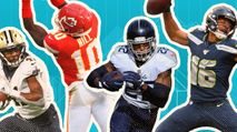The 50 Greatest Fantasy Football Performances of 2020 photo