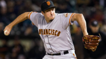 Closer Report: Derek Law, A.J. Ramos, Trevor Rosenthal photo